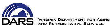 Virginia Department for Aging and Rehabilitative Services logo